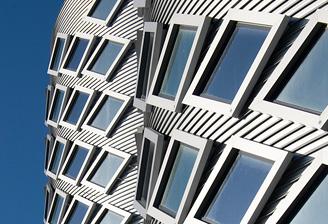 Aluminium in Building – Sugar City Silos